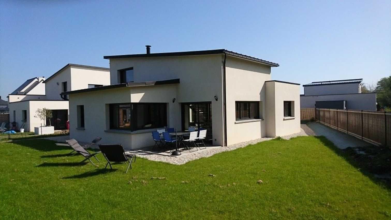Construction d''une Maison Individuelle à MATIGNON - 22 Côtes d''Armor 0