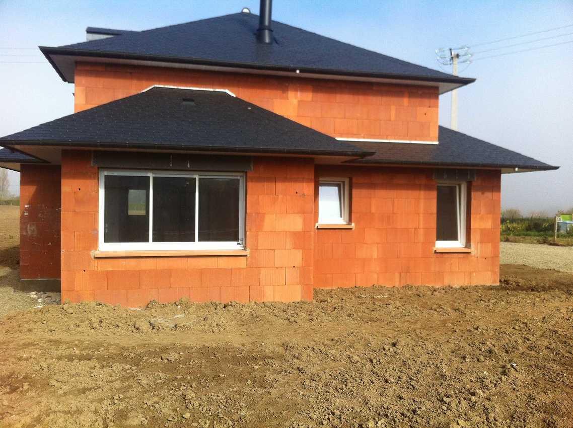 Construction d''une Maison Individuelle de 145 m² à Pordic. img8101