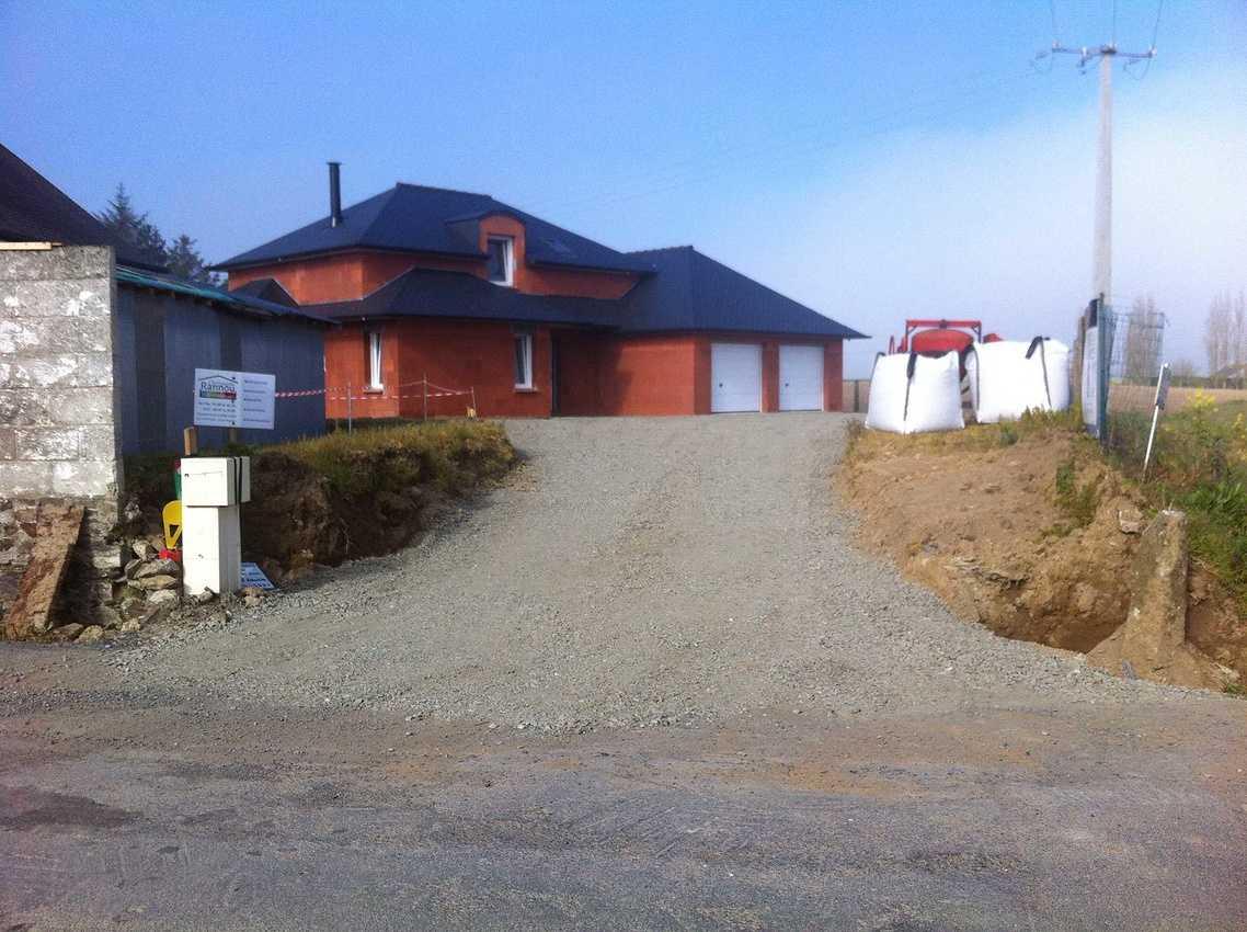 Construction d''une Maison Individuelle de 145 m² à Pordic. img8107