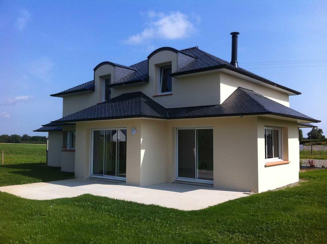 Construction d''une Maison Individuelle de 145 m² à Pordic. 0