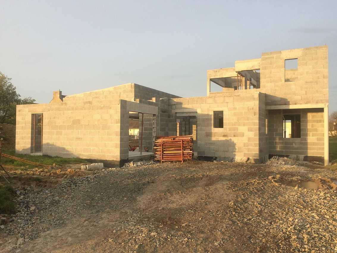 Construction sur la commune de Saint-Trimoël d''une Maison Individuelle de 140 m² 1.0