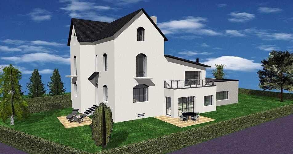Rénovation et Extension àÉtables-sur-Mer d''une maison bourgeoise cantin1