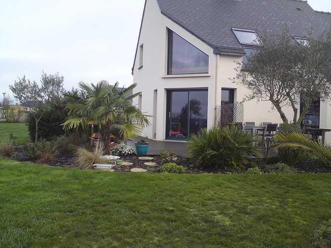 Extension d''une Habitation contemporaine à Planguenoual 22400 dsc03628