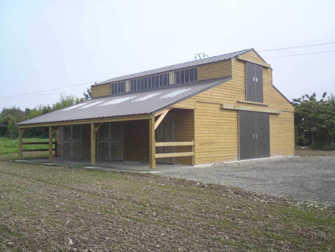 Réalisation d''un bâtiment pour des Écuries à Saint-Cast-le-Guildo (22) 0