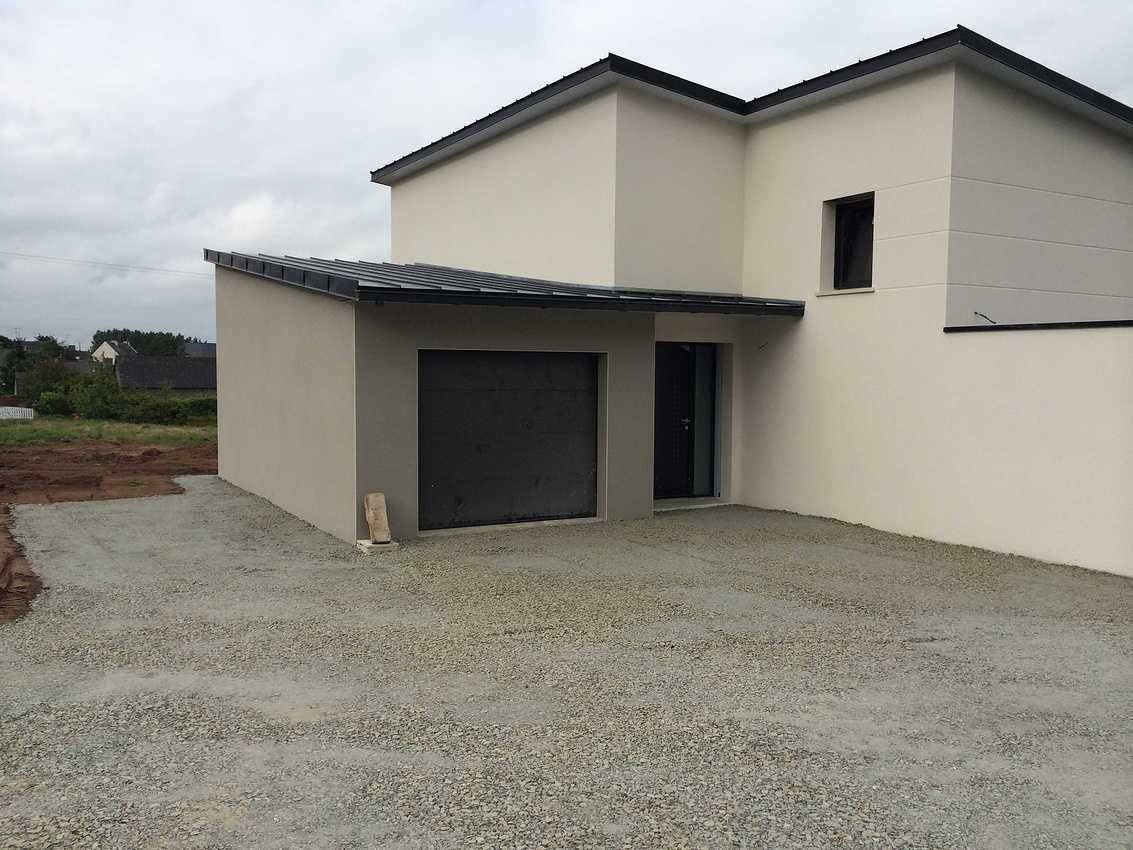 Réalisation d''un Maison d''habitation de 130m² à Plaintel secteur de St Brieuc. img2409
