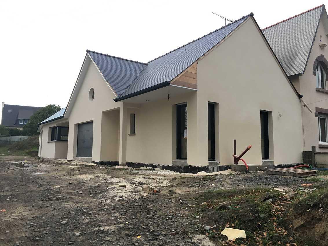 Construction d''une Maison Individuelle à Saint Quay-Portrieux img0224