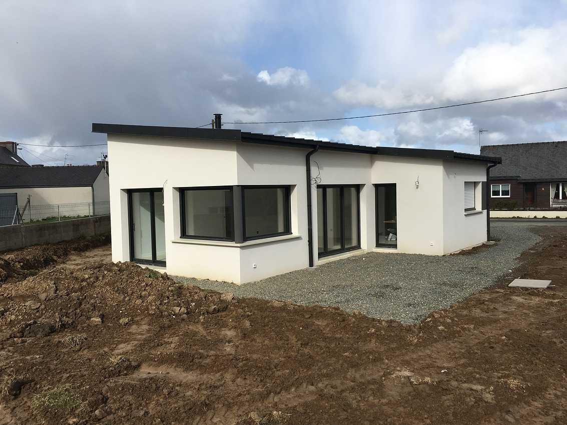 Construction d''une maison individuelle à Ploufragan 22 0