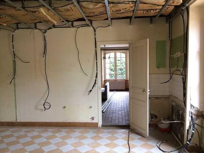 Réaménagement d''une Habitation à Étables sur Mer secteur de Binic cuisine1-2