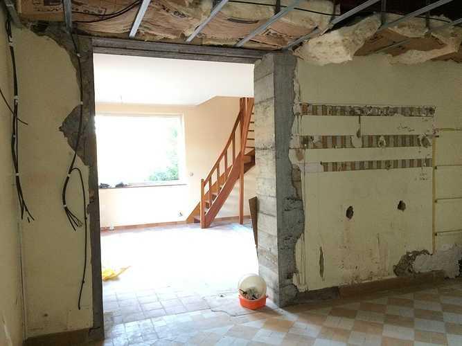 Réaménagement d''une Habitation à Étables sur Mer secteur de Binic cuisine2-1