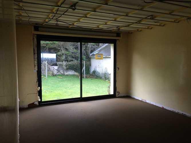 Rénovation d''une Habitation à Sables d''Or - Fréhel img3210
