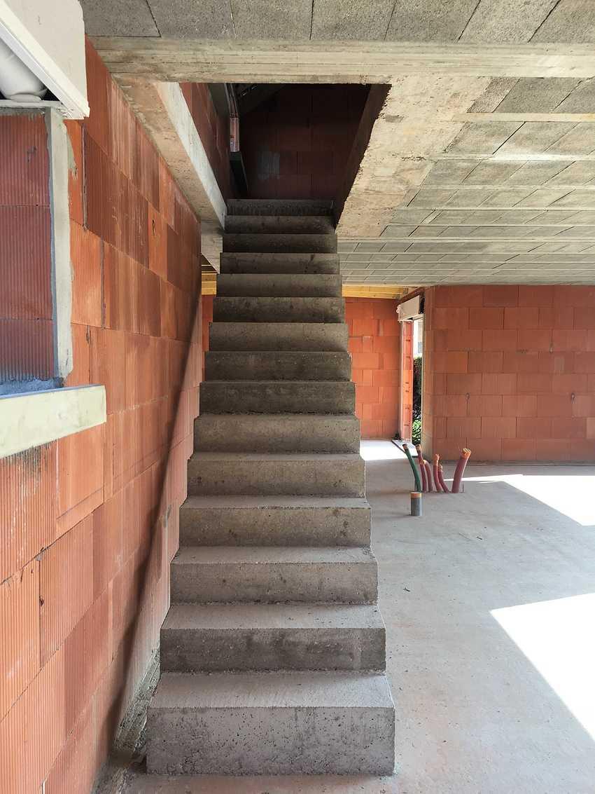 Réalisation d''une maison Individuelle traditionnelle à Pléneuf-Val-André img5544