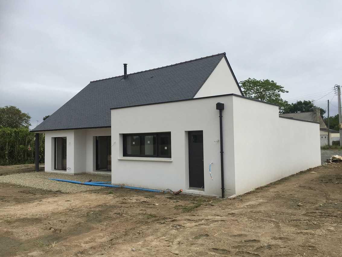 Réalisation d''une construction en plain pied à Saint Cast le Guildo 22 img4471