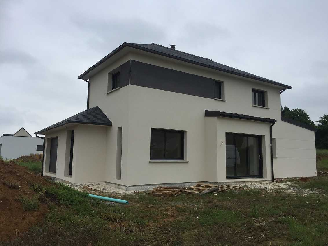 Construction d''une Habitation traditionnelle à Plédran - secteur St Brieuc (22) 0