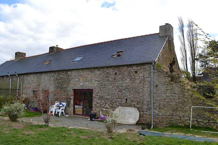 Rénovation complète d''une Habitation à Trédaniel - Côtes-d''Armor (22) 2