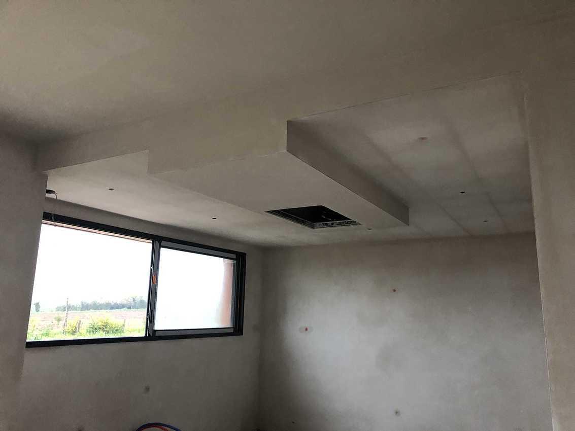 Construction d''une Habitation contemporaine à Plérin 22 190 Bretagne img1518