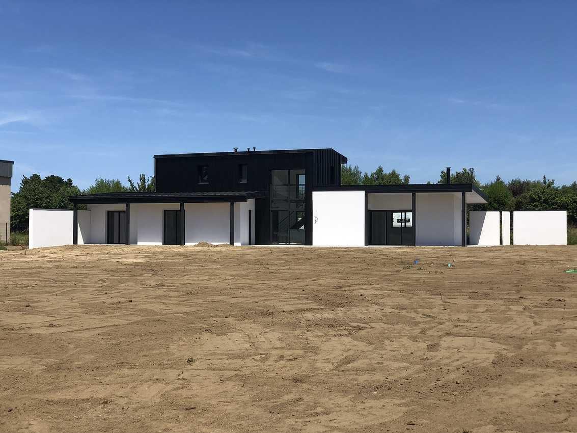 Construction d''une Habitation contemporaine à Plurien - Cotes d''Armor 0