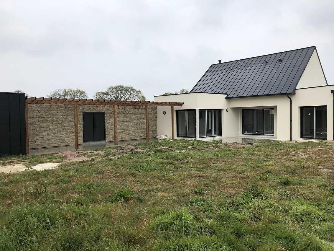 Construction d''une Habitation originale à Planguenoual 22400 img1539