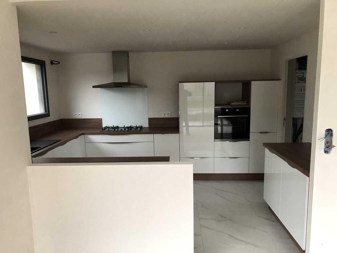 Construction d''une Habitation contemporaine à Plurien 22240 Bretagne img0192