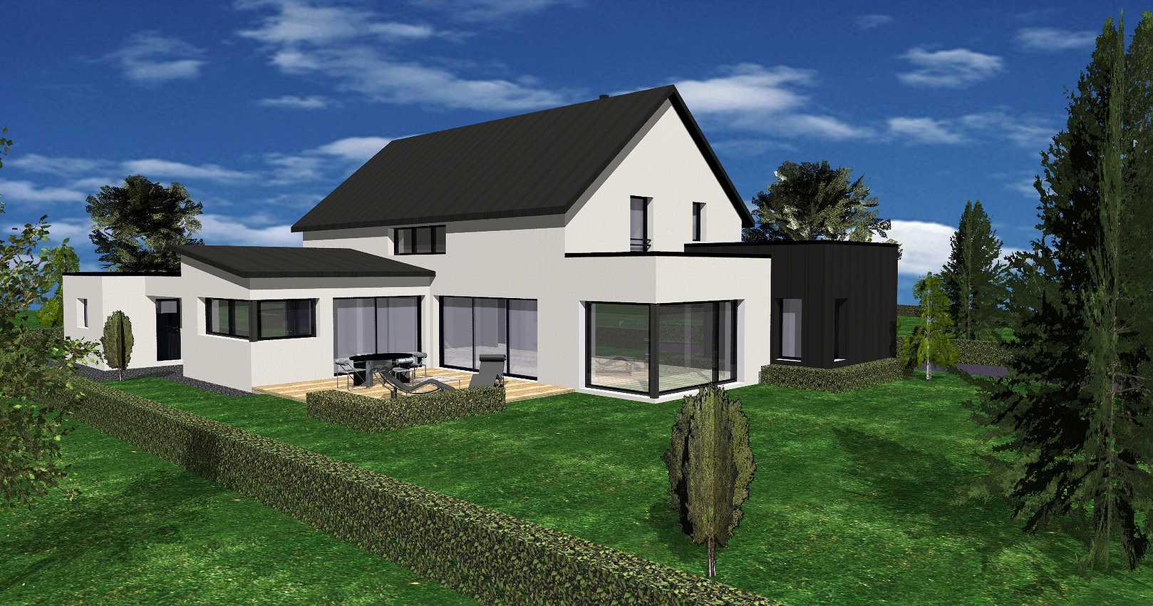 Projet construction maison - Binic 0