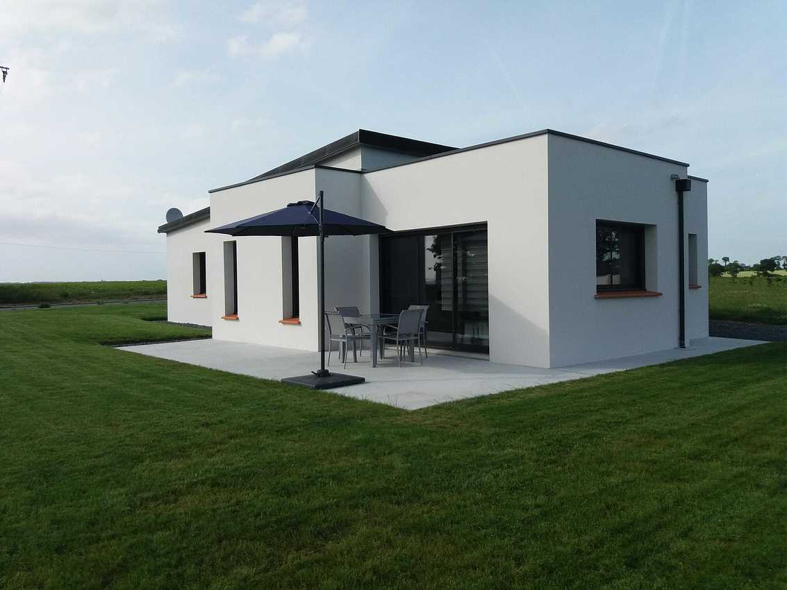 Construction d''une maison individuelle à Plémy 20170615183442