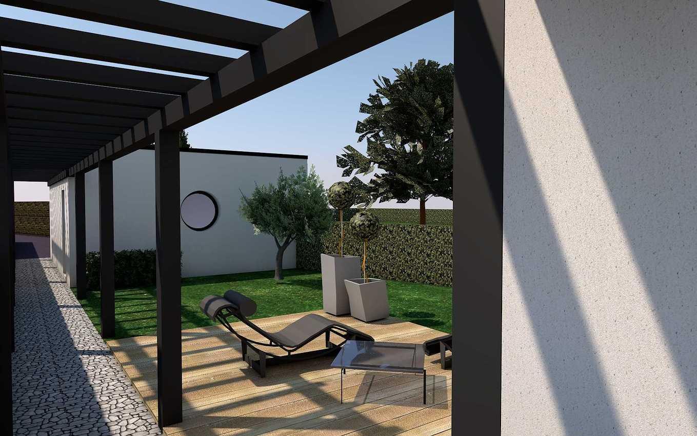 Projet de construction maison 2 niveaux - Pléneuf-Val-André presentation32