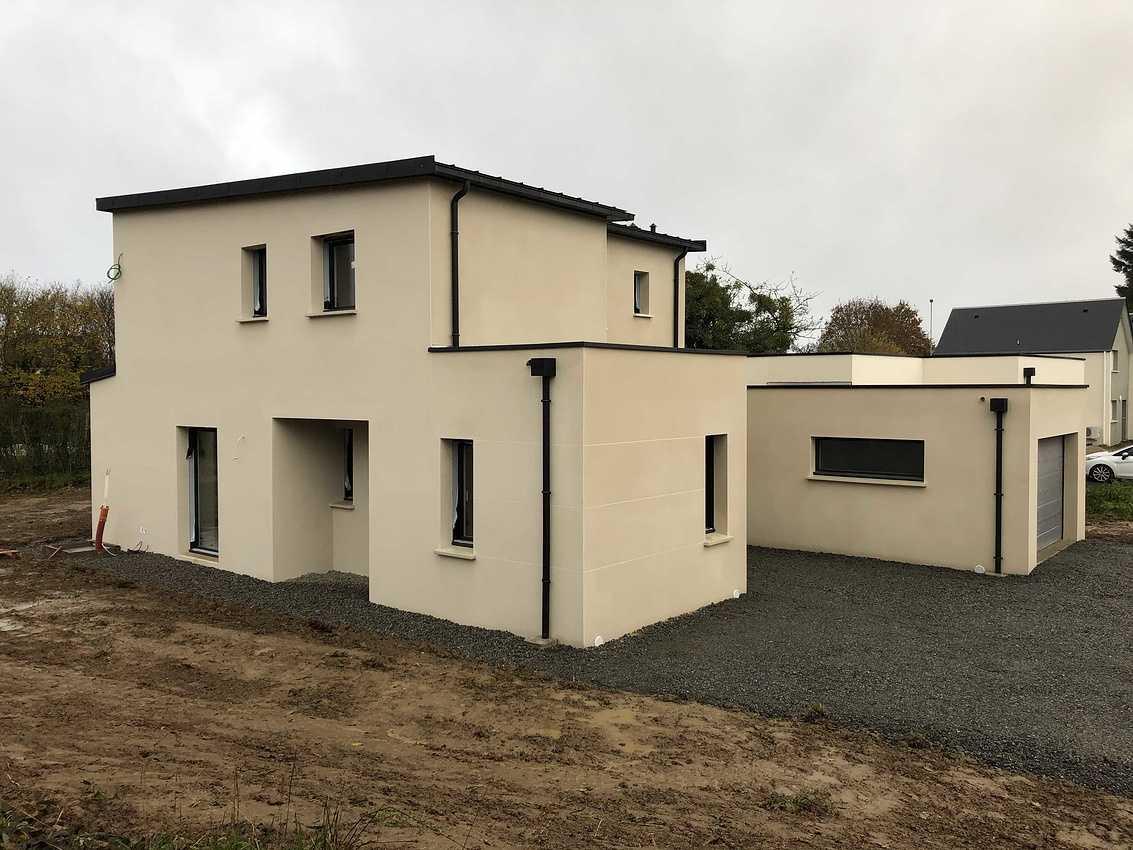 Construction d''une Habitation originale à Saint Julien 22 940 img4043