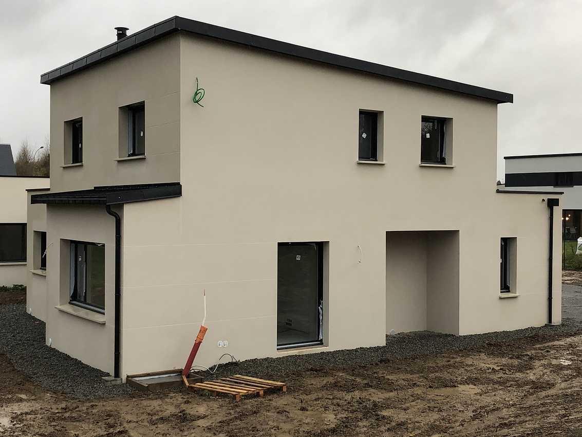 Construction d''une Habitation originale à Saint Julien 22 940 0