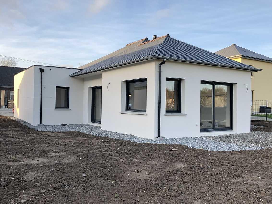 Construction d''une maison individuelle à PLAINTEL 0