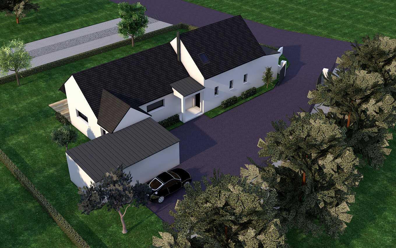 Projet de construction sur la commune d''Erquy presentation12