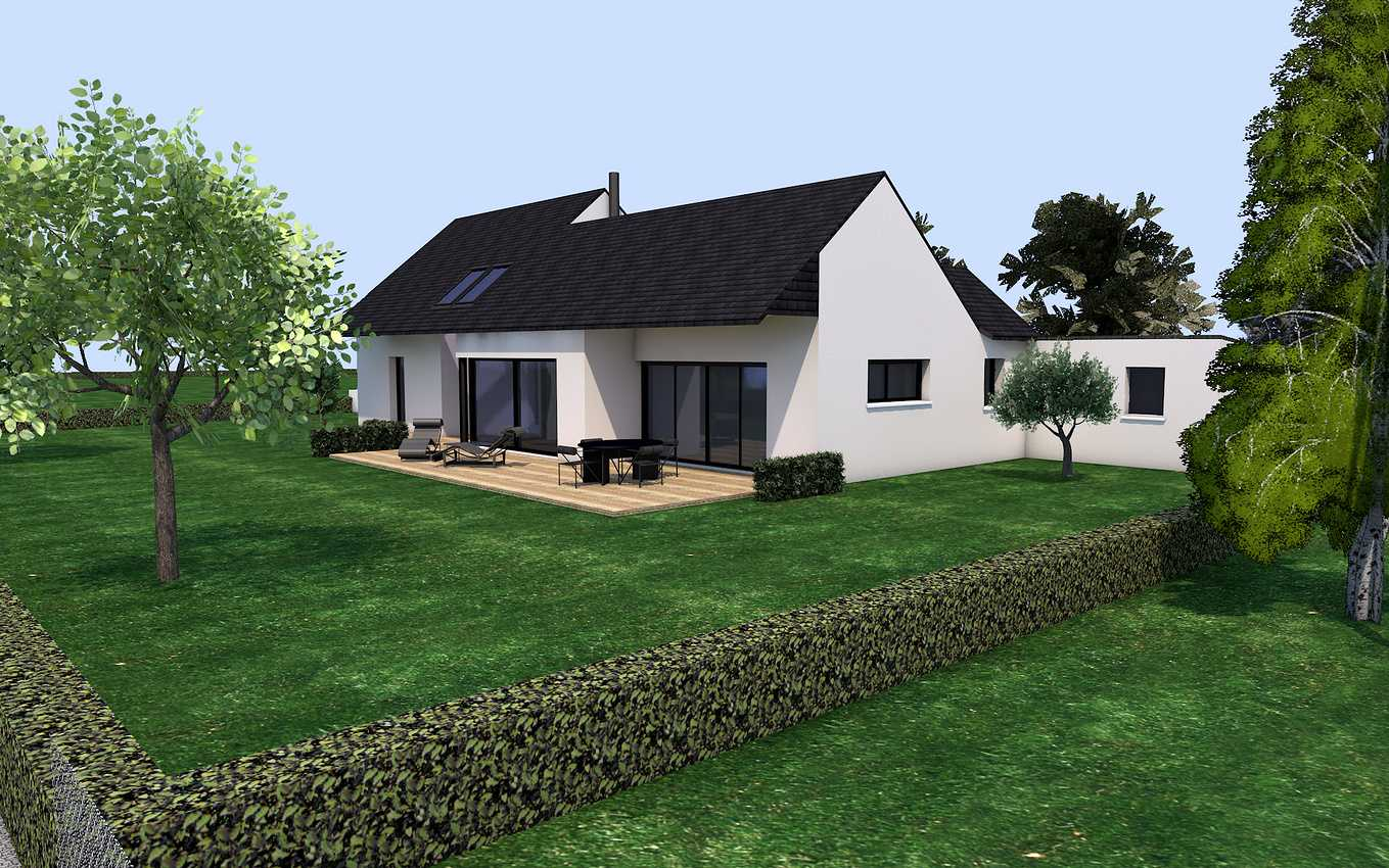 Projet de construction sur la commune d''Erquy presentation22