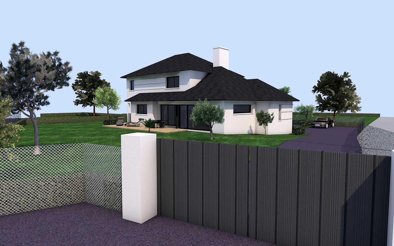 Projet de construction sur la commune de Saint Cast le Guildo presentation12