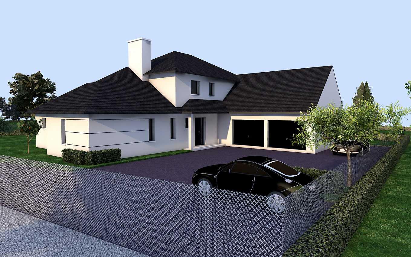 Projet de construction sur la commune de Saint Cast le Guildo presentation2