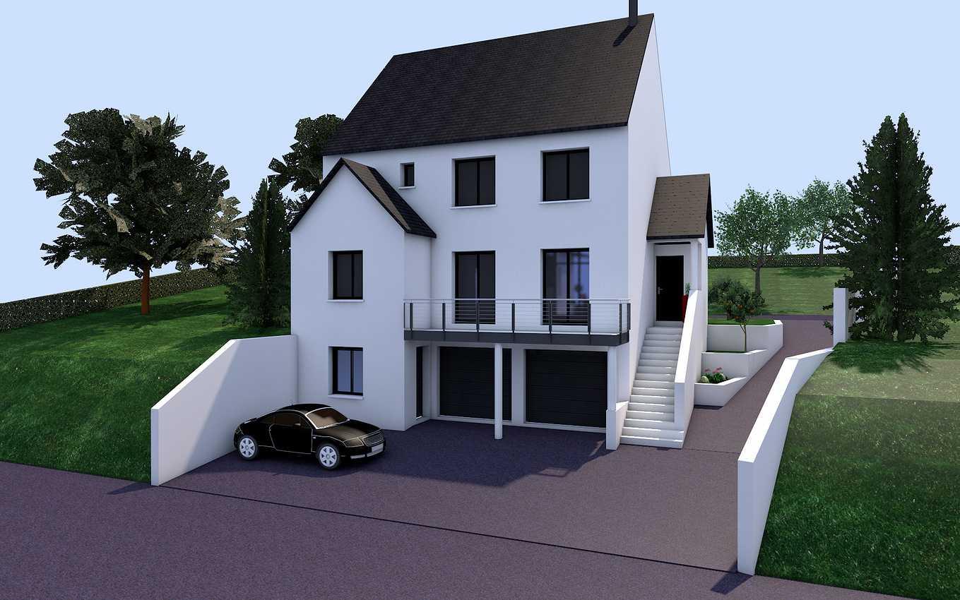 Projet de construction à LAMBALLE - Côtes d''Armor presentation1