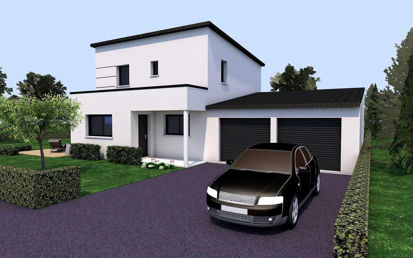 Projet de construction sur la commune de Lamballe 0