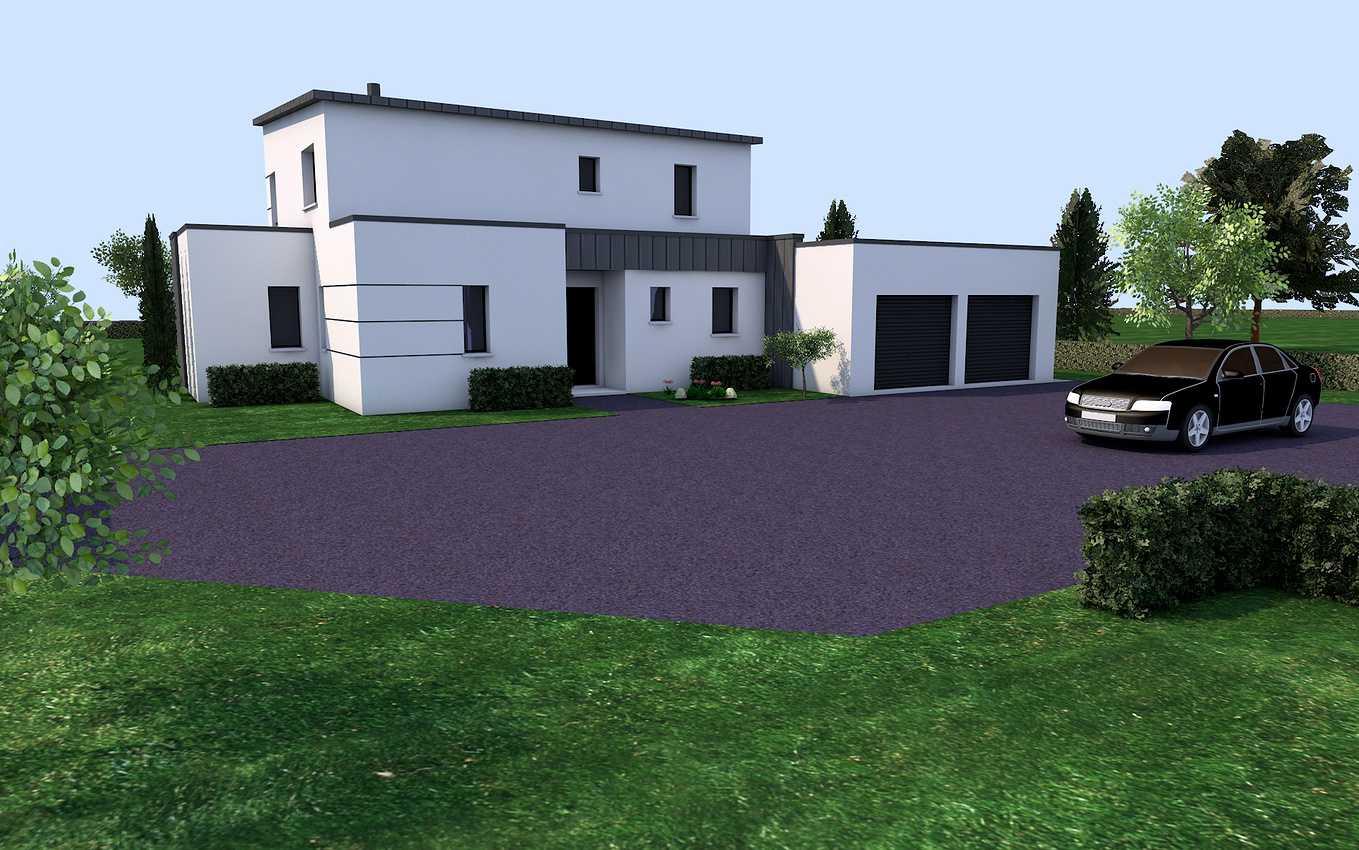 Projet de construction sur la commune de St Bihy 22 800 presentation13