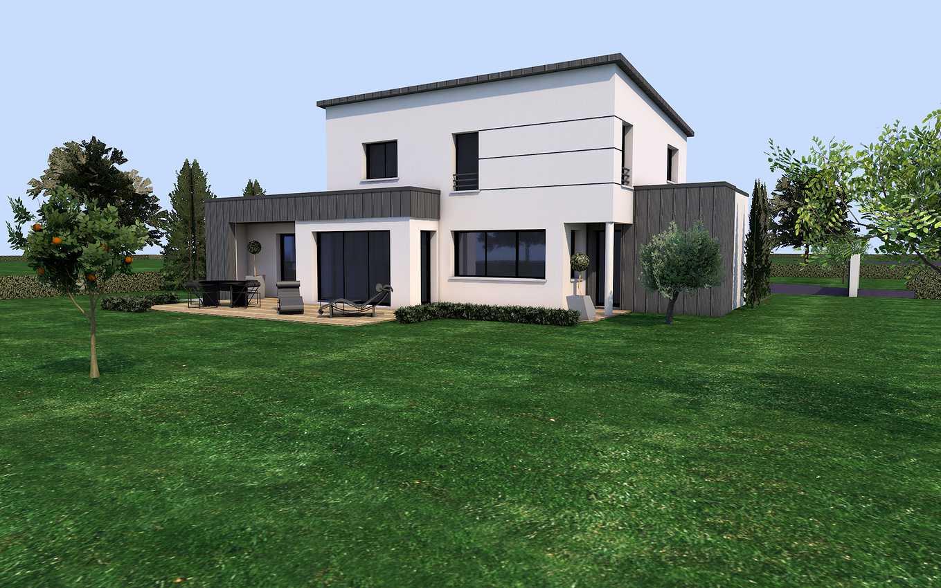 Projet de construction sur la commune de St Bihy 22 800 0