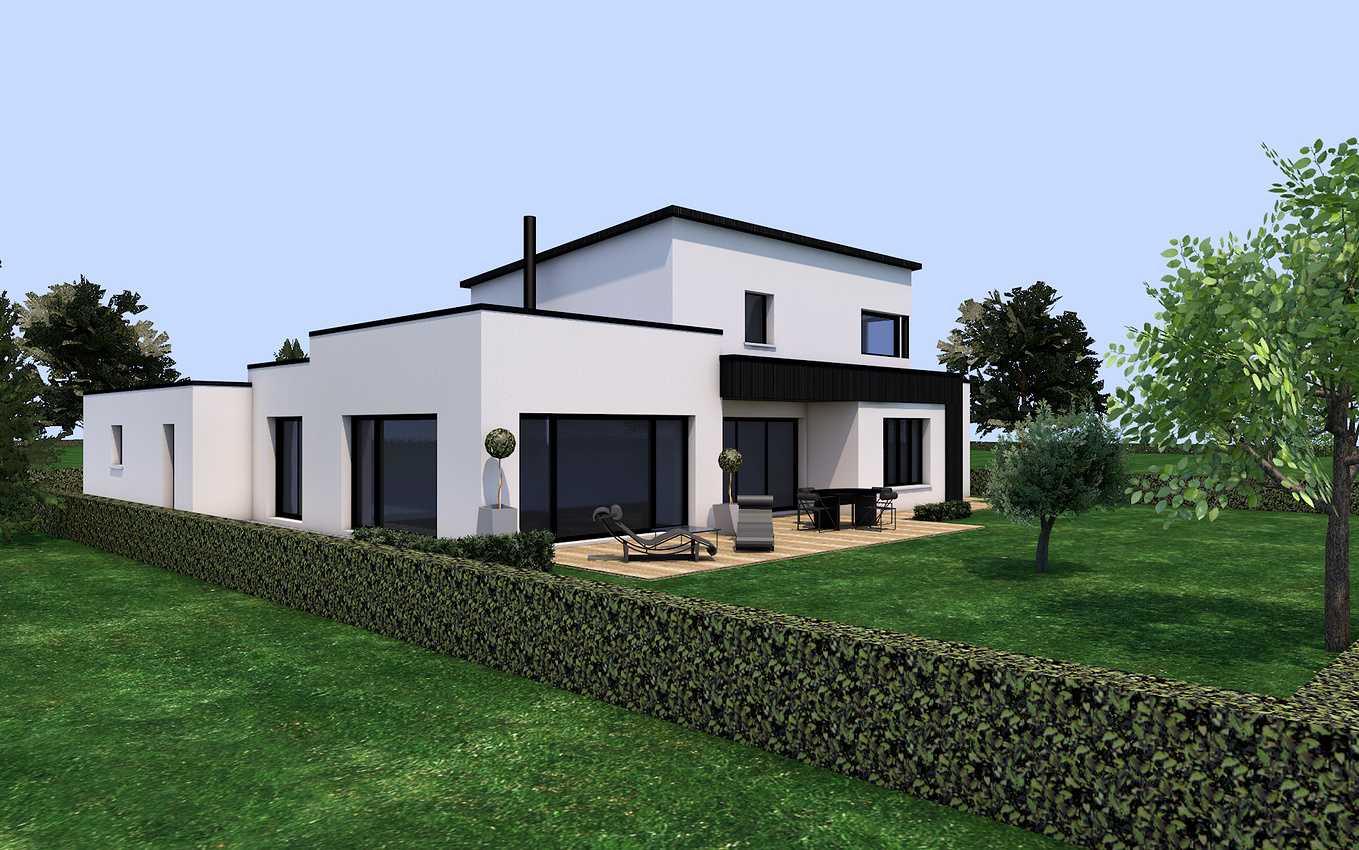 Projet de construction sur la commune de Maroué Lamballe 22 400 presentation32