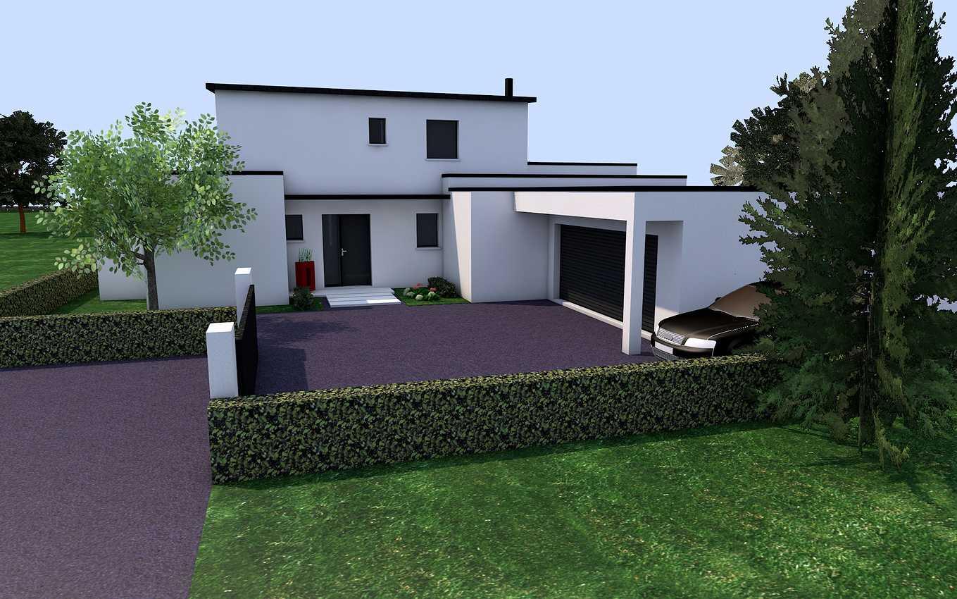 Projet de construction sur la commune de Maroué Lamballe 22 400 0