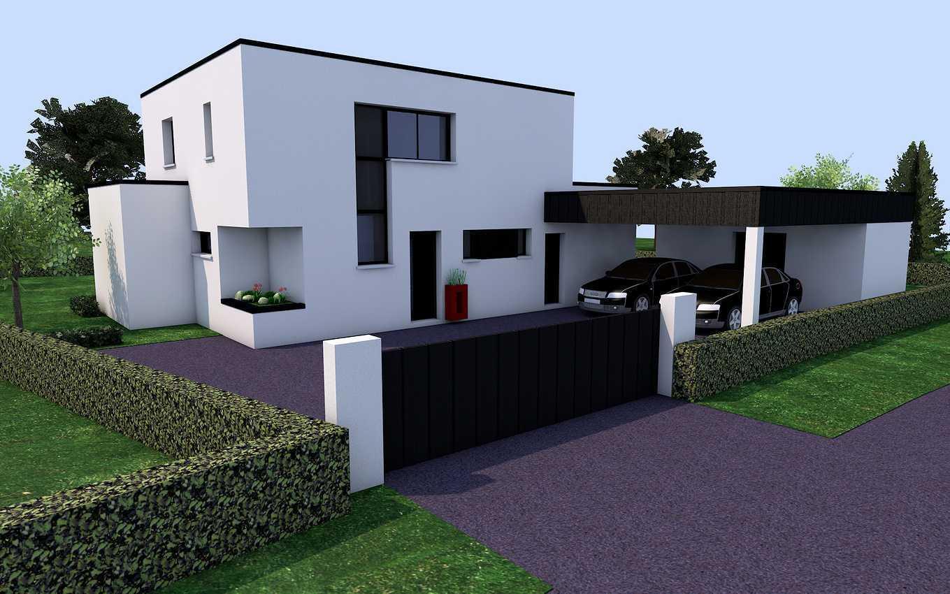 Projet de construction sur la commune de Trémuson 0