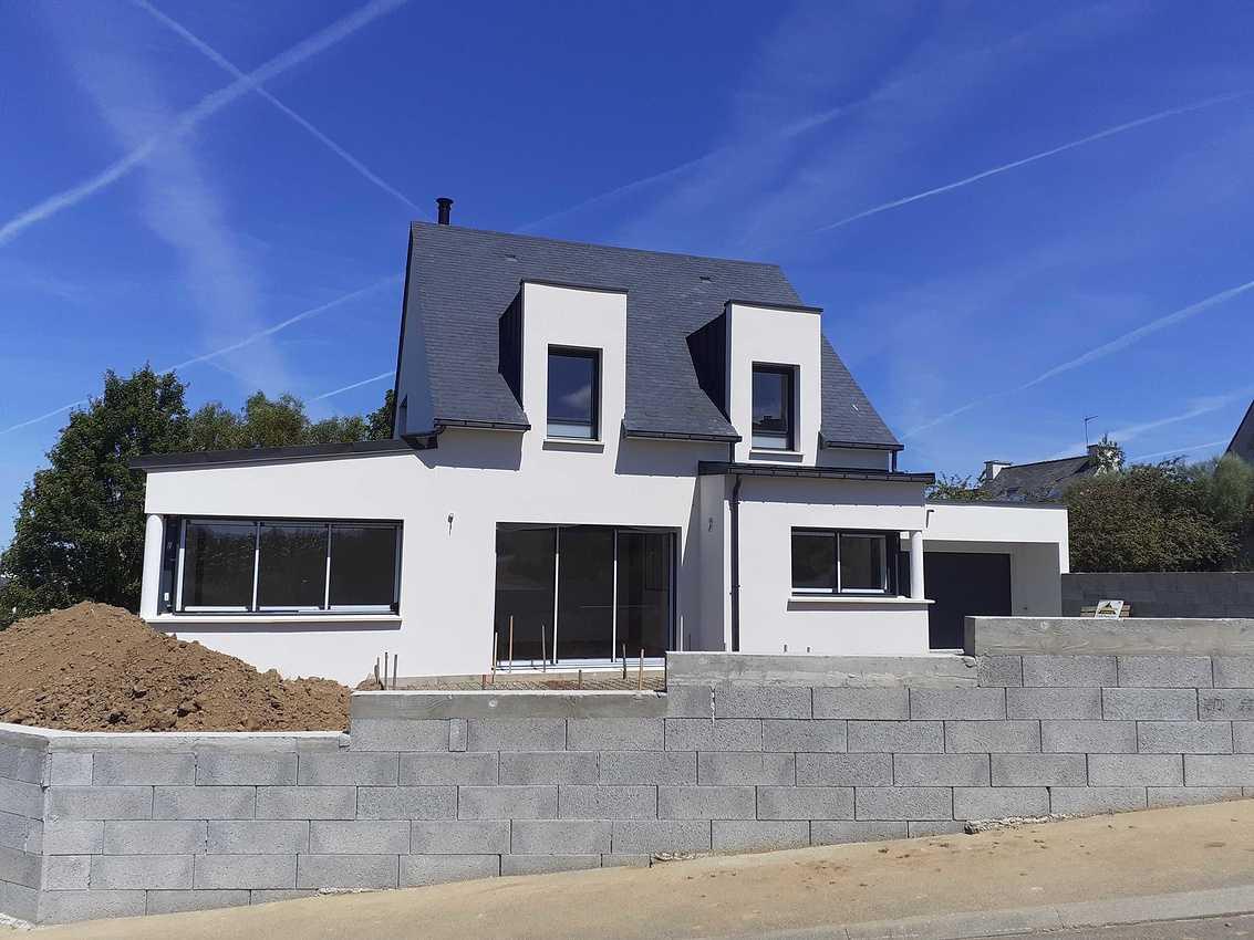 Construction d''une habitation à Pléneuf-Val-André 22 370 202007291349081