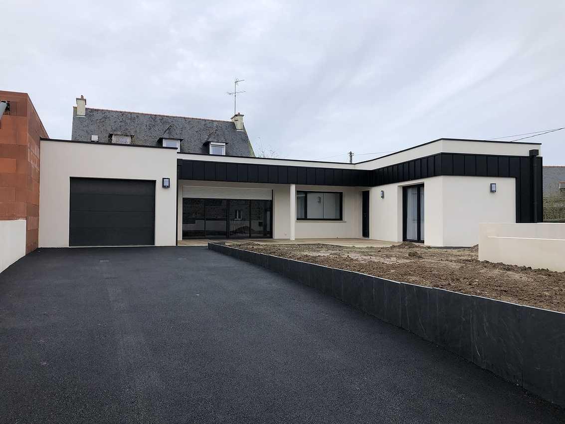 Construction d''une habitation à Pléneuf-Val-André 22 370 0