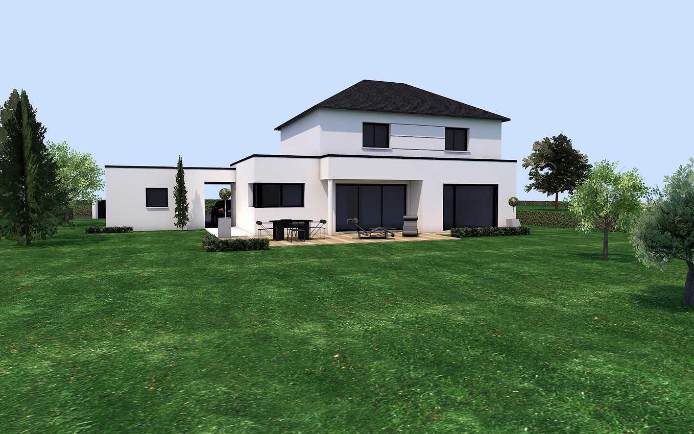 Projet de construction sur la commune de Plédéliac 0