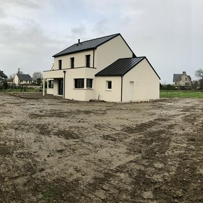 Construction d''une habitation à St Cast Le Guildo - 22 380