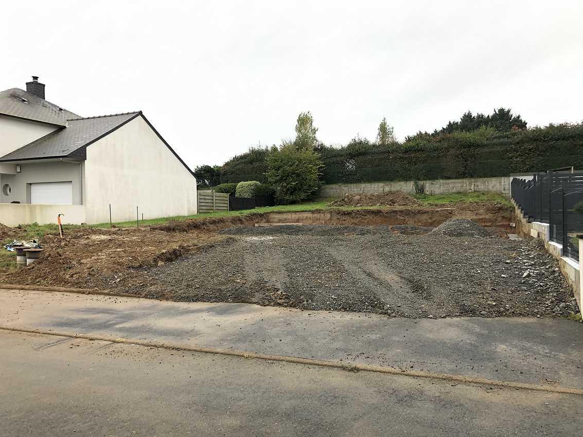 Construction d''une habitation à Trégueux 22 950 img3650