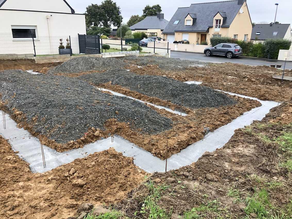 Construction d''une habitation à Trégueux 22 950 img3658