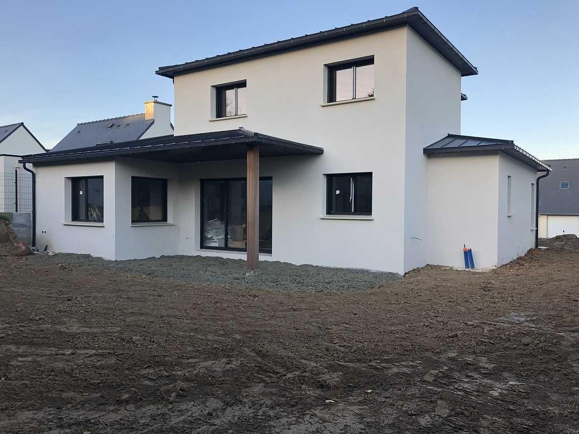Construction d''une habitation à Trégueux 22 950 0