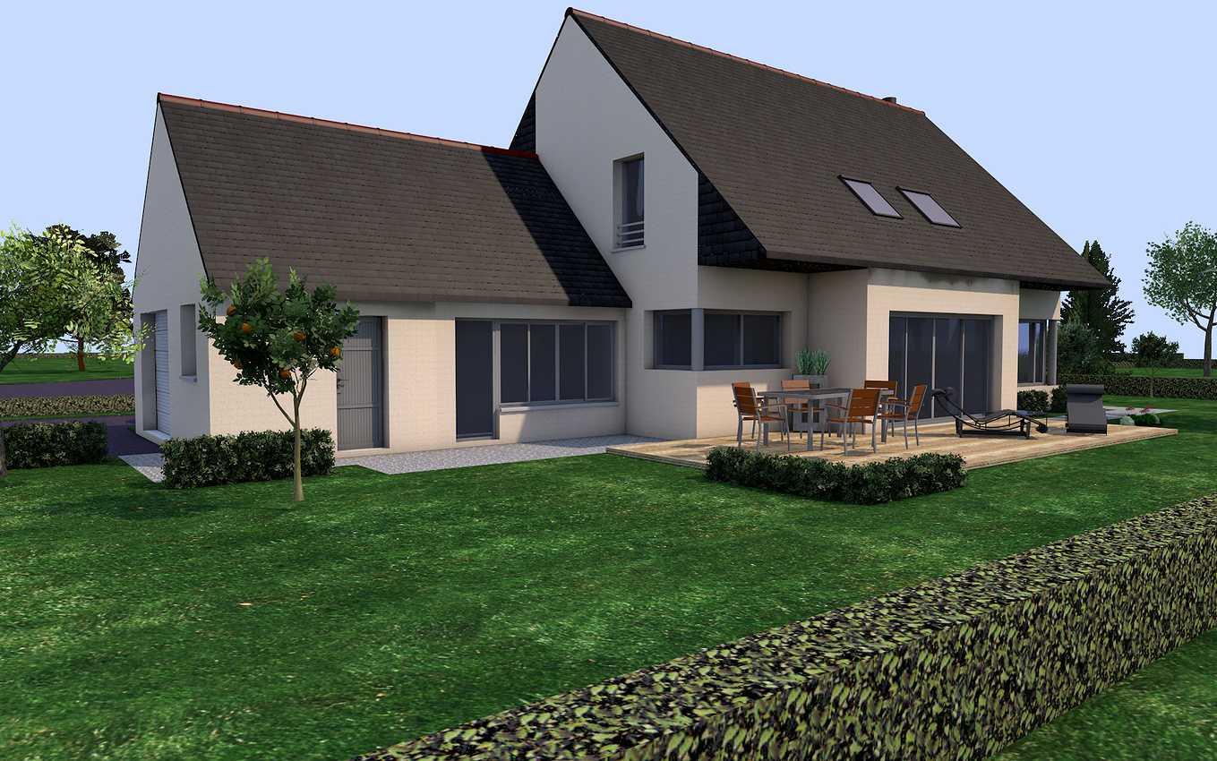 Projet de construction sur la commune de Erquy presentation3