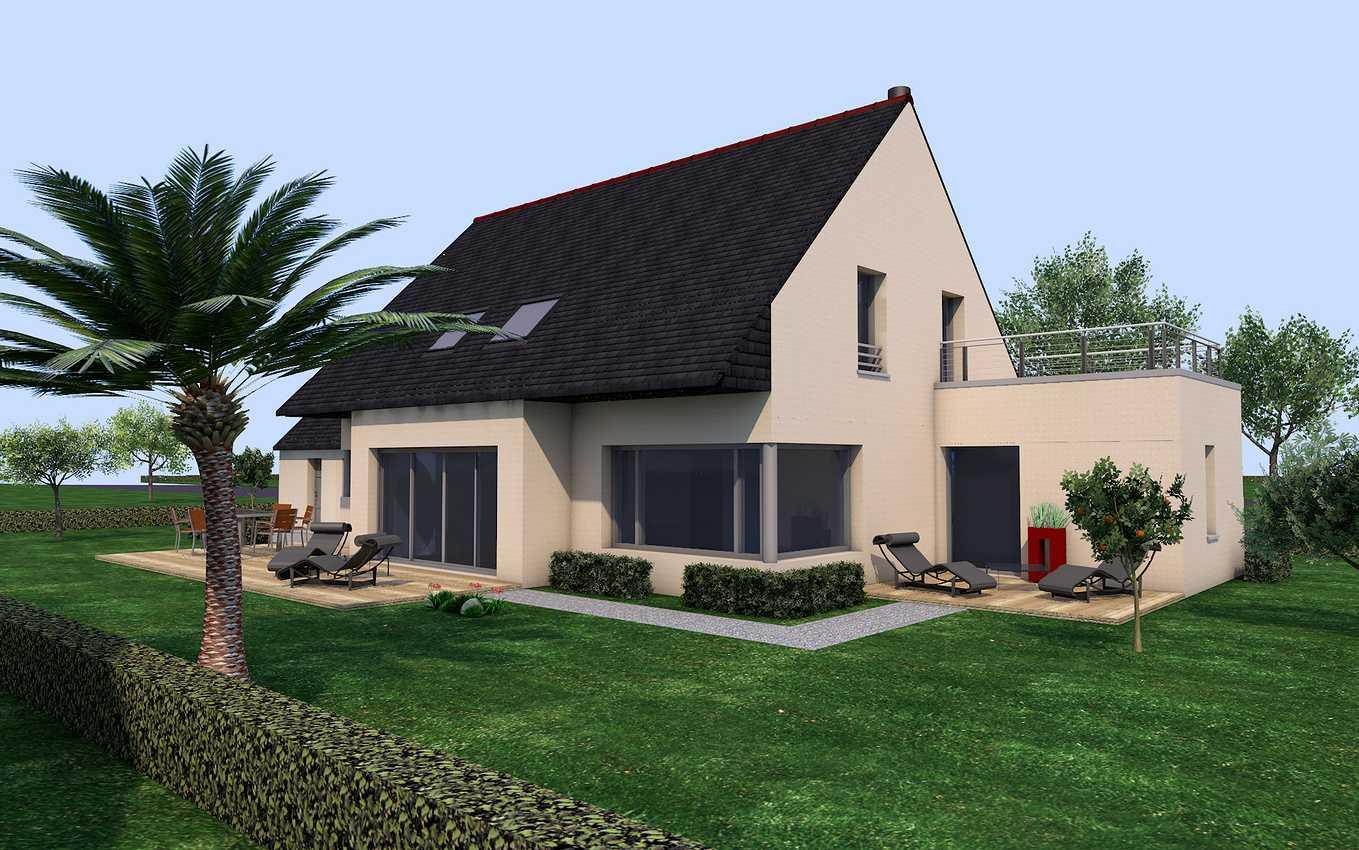 Projet de construction sur la commune de Erquy 0