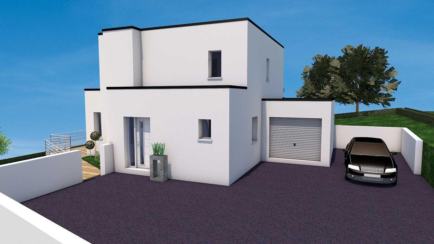 Projet de construction sur la commune de Saint-Carreuc 22150 presentation33