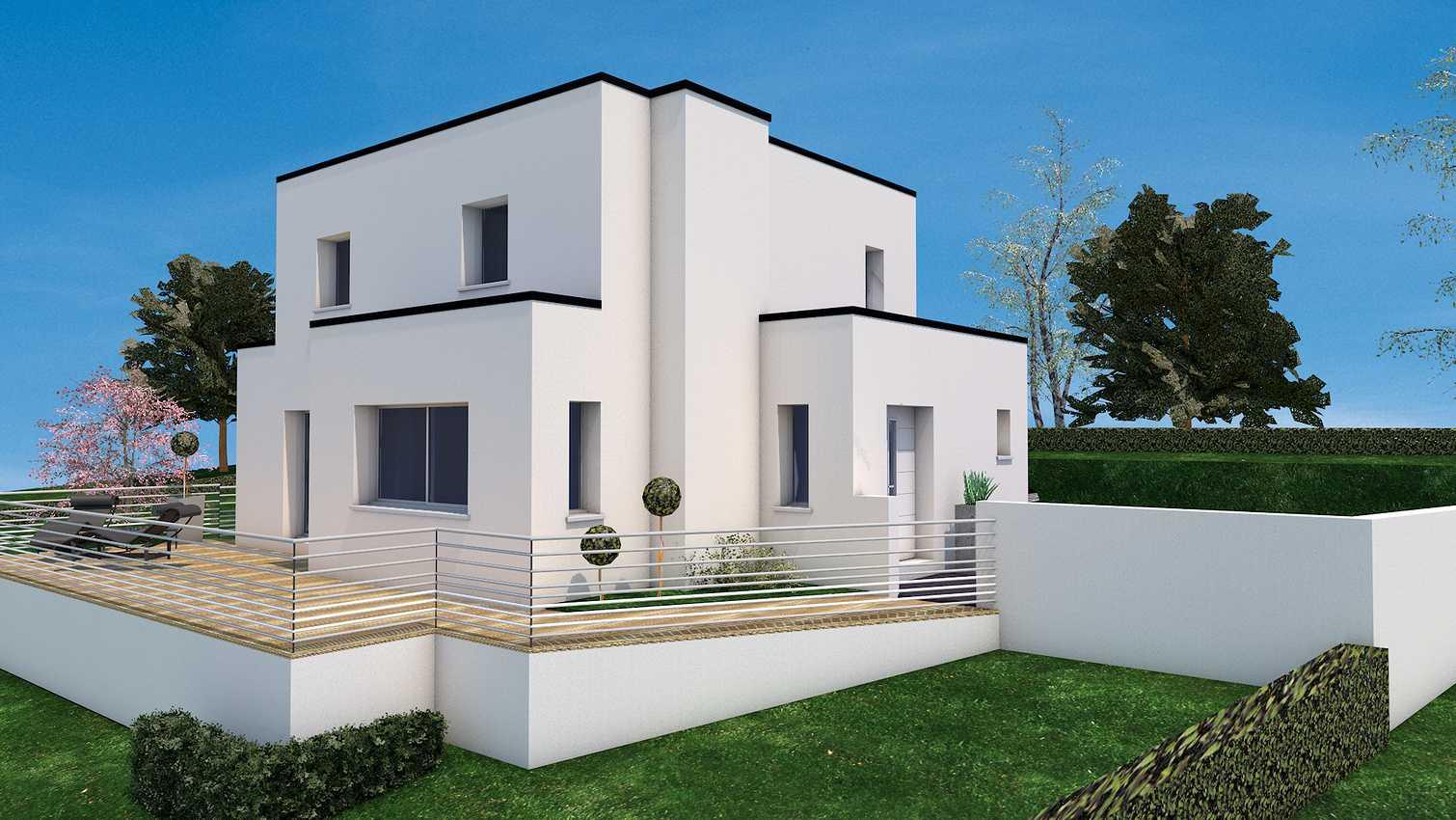Projet de construction sur la commune de Saint-Carreuc 22150 0